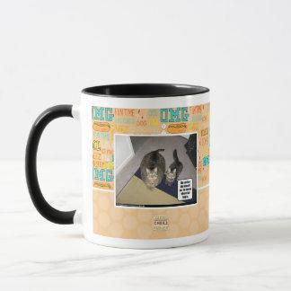 He sez hes big boned. mug
