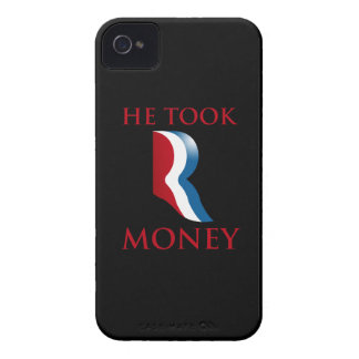 HE TOOK R MONEY.png Blackberry Bold Case