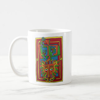 He Who Would be King Basic White Mug
