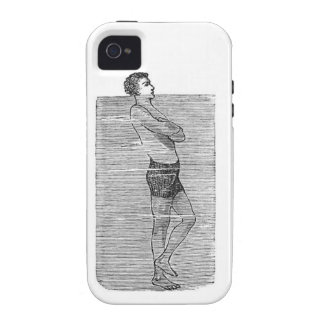 Head Above Water Iphone 4 Vibe Case / Cover Vibe iPhone 4 Cover