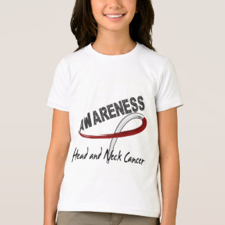Head and Neck Cancer Awareness 3 T Shirts