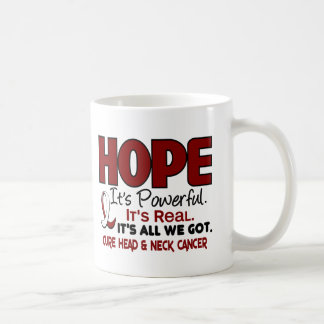 Head and Neck Cancer HOPE 1 Mugs