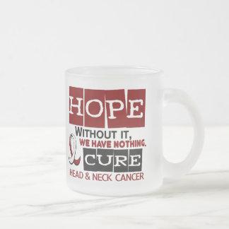 Head and Neck Cancer HOPE 2 Coffee Mug