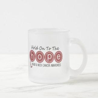 Head and Neck Cancer HOPE 6 Coffee Mug