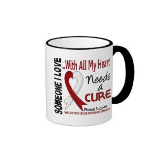 Head and Neck Cancer Needs A Cure 3 Mug