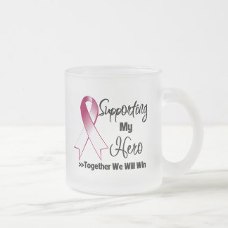 Head and Neck Cancer Supporting My Hero Coffee Mug