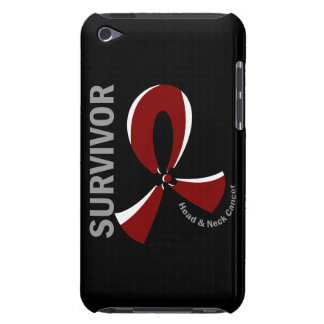 Head and Neck Cancer Survivor 12 iPod Touch Case-Mate Case