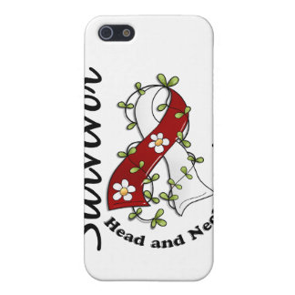 Head and Neck Cancer Survivor 15 iPhone 5 Cover