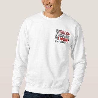 Head And Neck Cancer Survivor 4 Pullover Sweatshirts