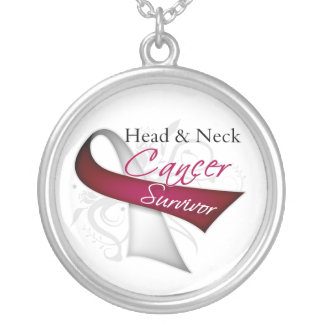 Head and Neck Cancer Survivor Custom Jewelry