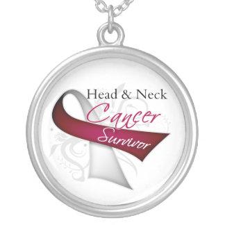 Head and Neck Cancer Survivor Custom Jewelry