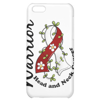 Head and Neck Cancer Warrior 15 iPhone 5C Covers