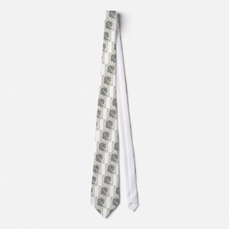 Head arrow tie