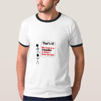 Head as a Trampoline T-Shirt