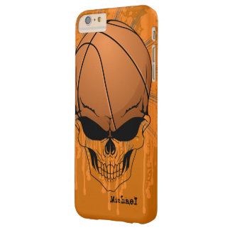 Head Bone  Basketball iPhone Case