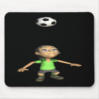 Head Bounce Mouse Pad