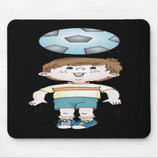 Head Bounce Mouse Pads