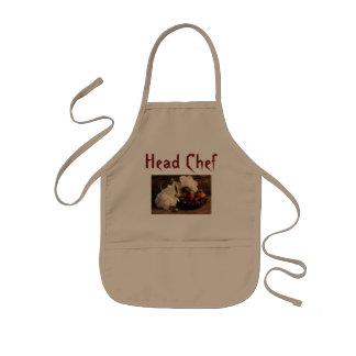 Head Chef Kids Apron