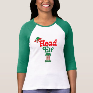 Head Elf T-Shirt
