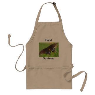 Head, Gardener Standard Apron