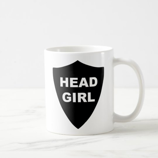 Head Girl Coffee Mug