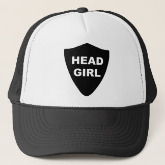 Head Girl Trucker Hat