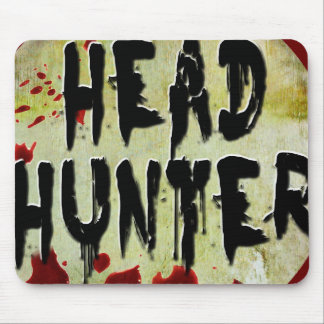 Head Hunter Mouse Pads