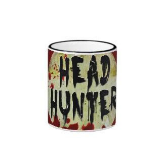 Head Hunter Coffee Mugs