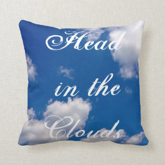 Head in the Clouds Cushion