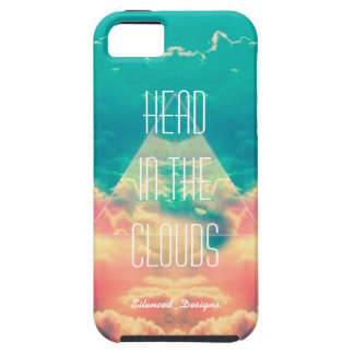 """Head In The Clouds"" iPhone 5/5s Case"