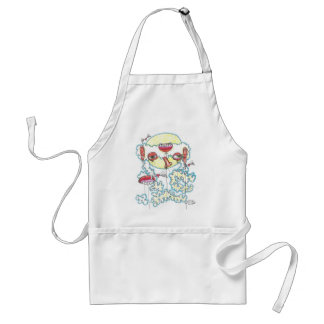 Head In The Clouds Standard Apron