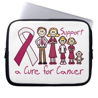 Head Neck Cancer Family Support A Cure Computer Sleeves