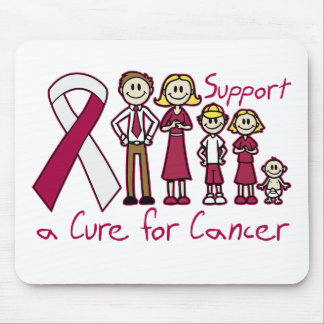 Head Neck Cancer Family Support A Cure Mousepad