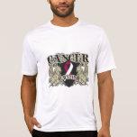 Head Neck Cancer Survivor Mens Heraldry Tshirts