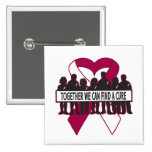 Head Neck Cancer Together We Can Find A Cure Pin