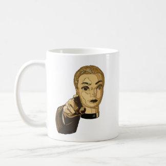 head needs you basic white mug