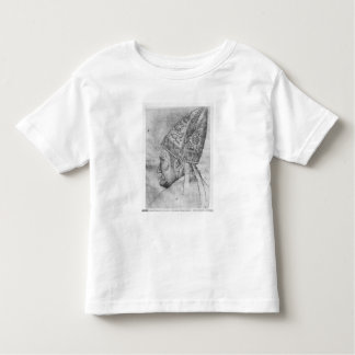 Head of a bishop, from the The Vallardi Album Toddler T-Shirt