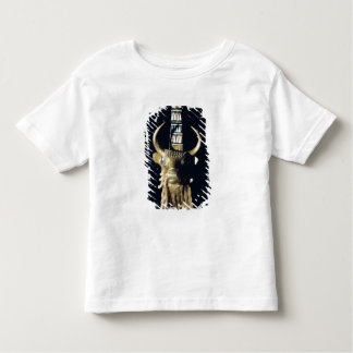 Head of a bull, decoration from a harp toddler T-Shirt