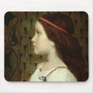Head of a Child, 1866 Mouse Mat