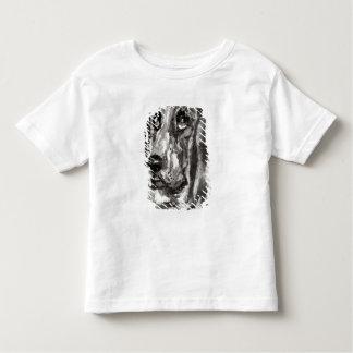 Head of a Dog Running, 1880 Toddler T-Shirt