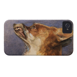 Head of a Fox iPhone 4 Case-Mate Case