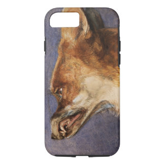 Head of a Fox iPhone 8/7 Case