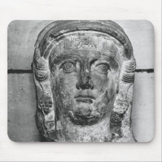 Head of a lady from Palmyra, mid-2nd century AD Mouse Pad
