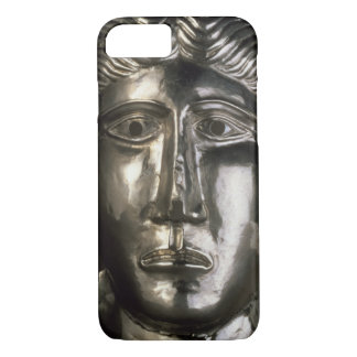 Head of a man, Gallo-Roman, 2nd-3rd century AD (si iPhone 8/7 Case