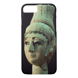 Head of a Prince or Princess of Ugarit (ivory) (se iPhone 8/7 Case