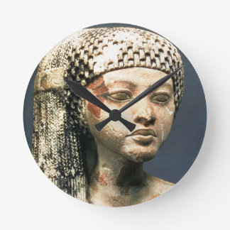 Head of a Princess from the family of Akhenaten, N Round Clock