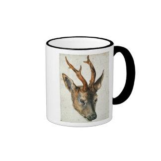 Head of a Roe Deer Mugs