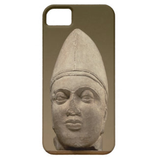 Head of a Scythian, red sandstone, 3rd century AD iPhone 5 Cases