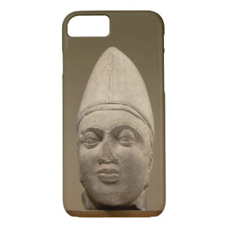 Head of a Scythian, red sandstone, 3rd century AD iPhone 8/7 Case