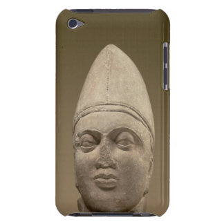 Head of a Scythian, red sandstone, 3rd century AD iPod Touch Cover